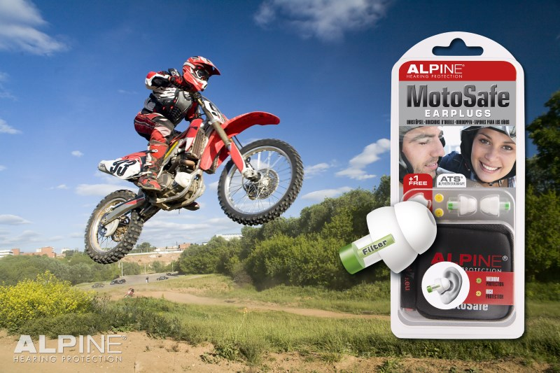 Alpine MotoSafe - motocross