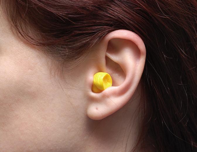 Jak prawidłowo zakładać stopery do uszu?